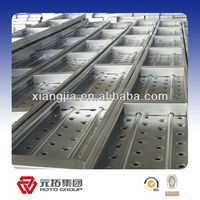 240*45mm pregalvanized/HDG scaffold board for construction made in China
