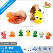 Best selling hot chinese products pop eye animal toy plastic toys