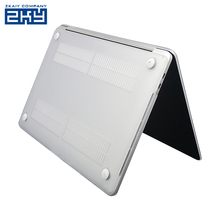 "Crystal Clear Soft Touch Series Plastic Hard Case Cover for New for Macbook Pro 13-inch 13"" with Touch Bar"