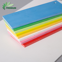 Factory Price pvc foam board project product producer