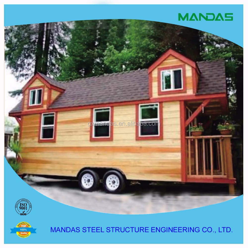 mini mobile homes decorative small prefab tiny houses for sale