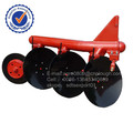 Tube disc plow Heavy duty 3 blades disc plough