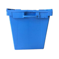 750*570*625mm Heavy duty 172L pp plastic logistic container for sale