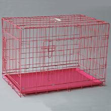 wholesale customized square tube dog kennel