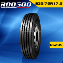 second hands truck tyres 235/75/17.5 tires for heavy trucks 235/75r17.5