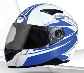 Mens full face helmet with fashion designed--ECE/DOT Approved