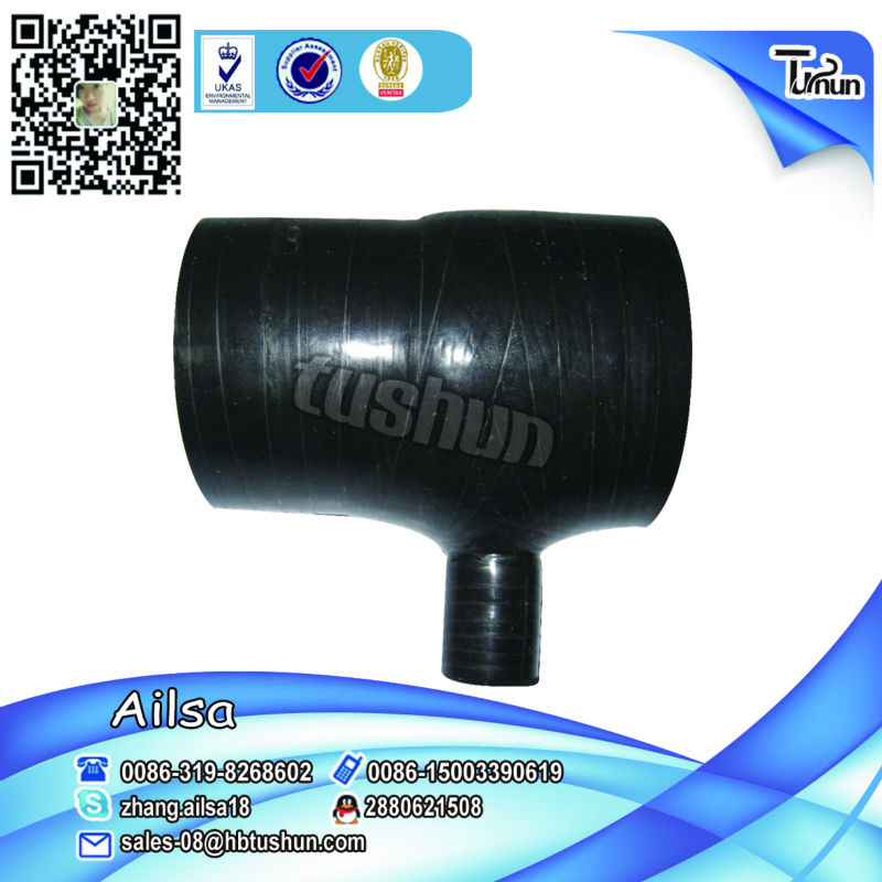 high heat resistance T hose coupling for car
