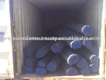 DEFORMED BAR/ STEEL REBAR / REINFORCING BAR