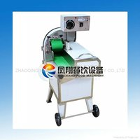 FC-304 cooked lamb cutting machine, cooked lamb cutter, cooked beef slicing machine, cooked lamb slicer, cooked lamb chopping