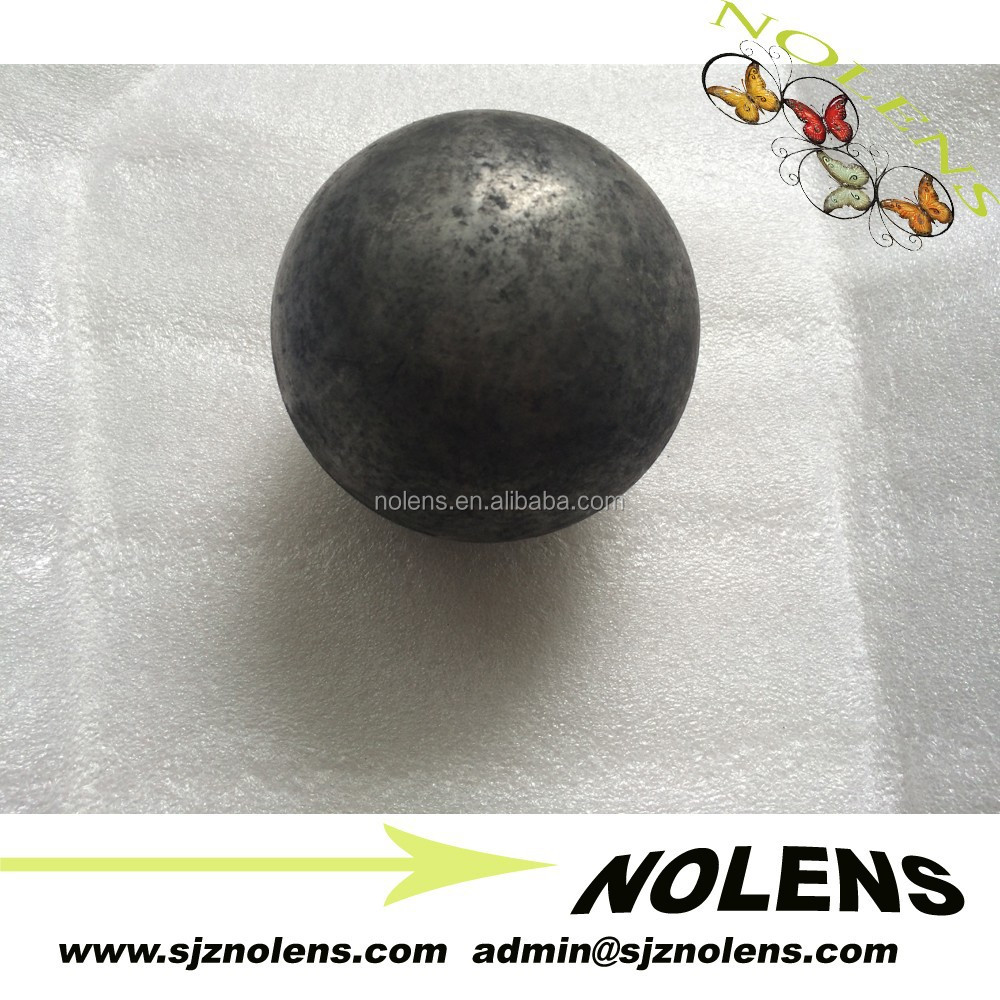 Wrought Iron Grinding Balls / 60mm Forged Grinding Balls