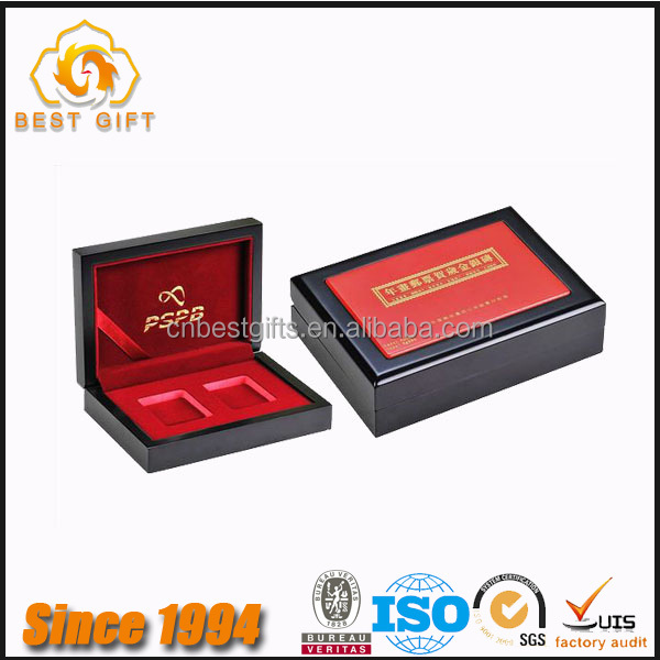 Wooden Packing Box for Gold Bar