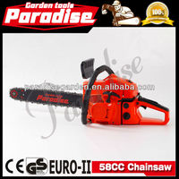 2013 new 52cc easy start chainsaw Good Use Cheap Tree Cutting Tree