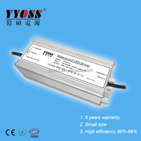Constant voltage warerproof 12V 24V 60W led driver