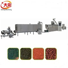 Best aquaculture fish feed machine production line