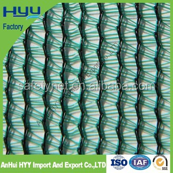 HDPE Safety Net Construction used in <strong>U</strong>.A.E./Direct Factory Safety Net with virgin material/recycle material(Hefei Factory)