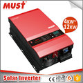 pure sine wave low frequency 10kw hybrid inverter inbuilt MPPT 120A MAX