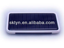 2012 newest solar portable emergency charger for cellphone CH03