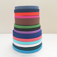 2017 Made in China PVC Coated Webbing /Decorative Polyester & Strong Webbing Tape