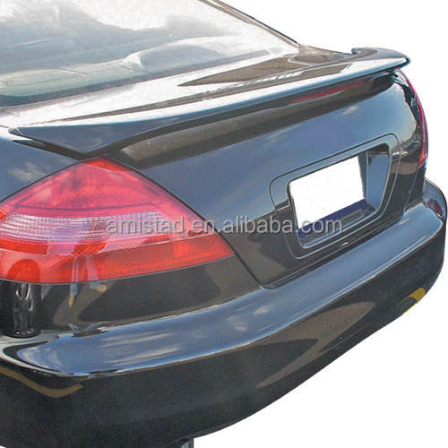 AUTO CAR PARTS ROOF SPOILER FOR HONDA ACCORD 2D 2003-2005 REAR SPOILER