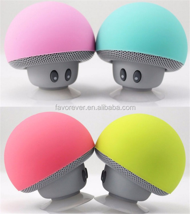 HomeSpot NFC-Enabled mushroom Bluetooth Audio Receiver for Sound System