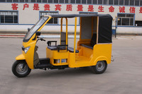 2015 Newest luxury electric tricycle for passenger taxi rickshaw