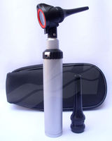RECHARGEABLE High Quality Vet Otoscope with Plastic Head