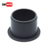 Wholesale price custom low frication flange silicone rubber bushing