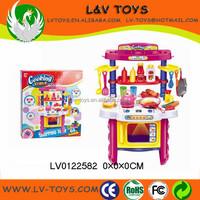 Large plastic toy kids kitchen tool