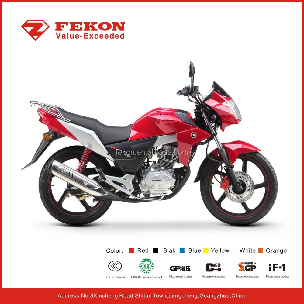 2015 new 150cc motorcycle FK150-9G
