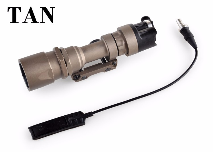 Element M951 tactical flashlight for rifle lamp hunting spotlight weapon mounted super bright light EX108