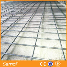 Semai Factory Supply High Quality Cheap Price Rigid Welded Wire Panels /1x1 Galvanized Welded Wire Mesh