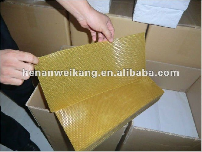 Henan weikang best-selling honey comb