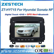 ZESTECH auto car radio stereo player for hyundai sonata NF 2006 2007 2008 2009 2010 2011 gps navigation