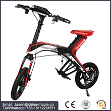 2017 best sell folding high speed electric scooter, electric bike robstep x1