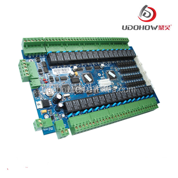RFID Standard TCP/IP 32 Floors Elevator Access Control Board