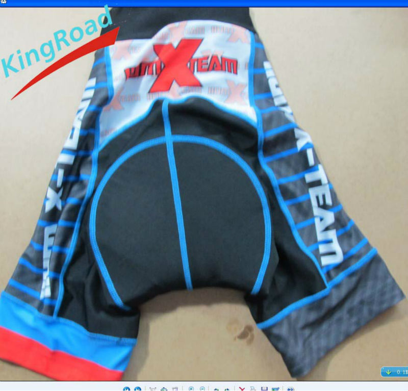 2013 Professional specialized custom sublimation bike gear