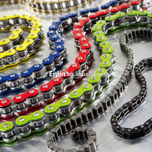 colored 428H chain link 122