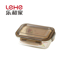 Hot selling glass food storage containers