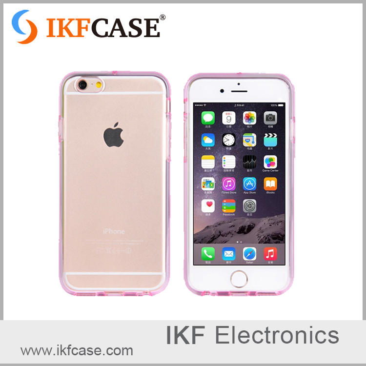 For iphone6 cases highly transparent candy color,TPU ultra thin covers for iphone5 5s se