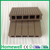 140mm portable sidewalk wpc outdoor decking for park