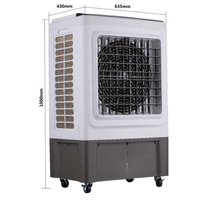 Factory Price Best Selling Portable OEM Evaporative Air Cooler & Air condition for commercial and industrial use