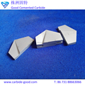 YG8 Tungsten Carbide Saw Tips for cutting tools