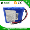 Rechargeable 5200mAh 7.4V 18650 Li-ion Battery Pack