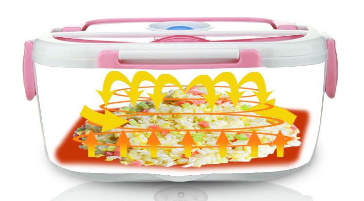 officer lunch box