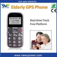 newest small gps tracker phone with the most powerful battery