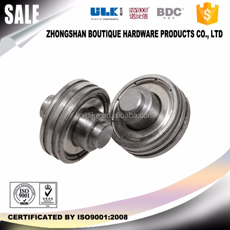 custom groove track bearing 625zz ABEC 1 bearing 625zz with carbon steel for Sliding door structure ball bearing BDC-BT036
