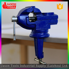 Universal table vice with drill clamp 03