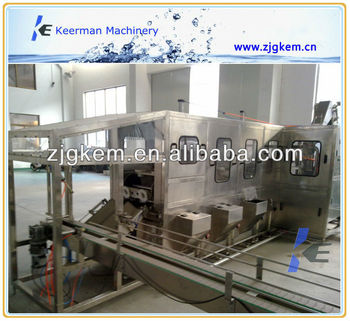 Complete filling machine barrel 5 gallon pure water production line