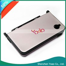 Metal Aluminum Case Cover For NDSi DSi Xl LL