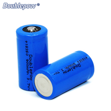 Shenzhen doublepow 3.7V 900mAH 18350 rechargeable Lithium li-ion battery for Digital Camera